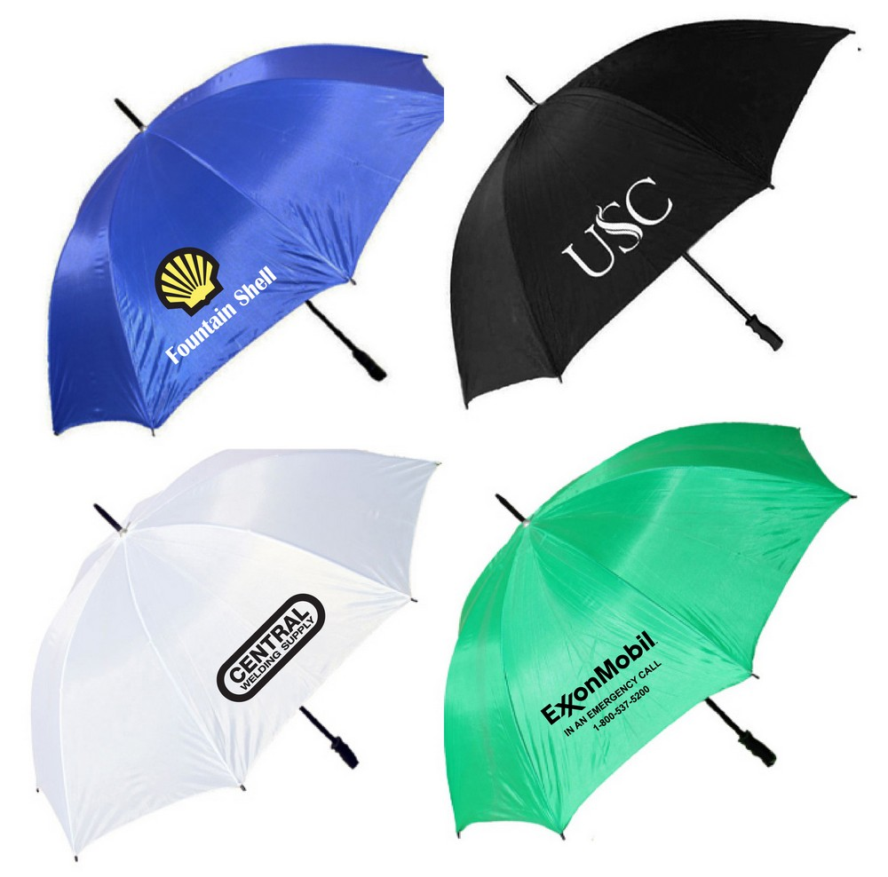 Free Set  up for Golf Umbrella, 58
